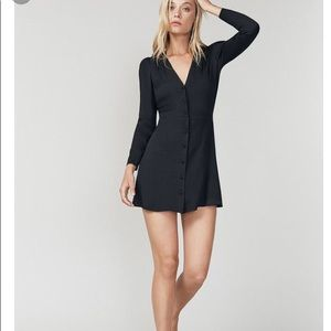 Reformation Courtney dress worn once
